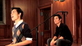 'Heaven' - Bryan Adams - Sam Tsui  (European Spanish Subtitles)
