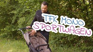 TFK Mono Sportkinderwagen | babyartikel.de