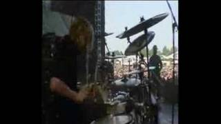 Mnemic - Bloodstained (Live Wacken 2004)
