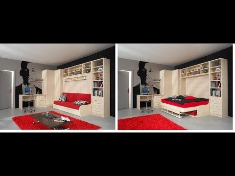 NEW! 2019! Шкаф диван кровать трансформер 3 в 1 Москве. Модели мебели в малогабаритных квартирах.