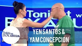 TWBA: Yam slaps Tito Boy