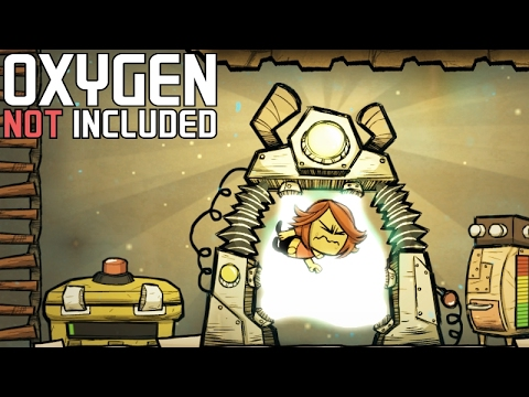 Oxygen Not Included | So much to Learn!! | First Impressions Gameplay