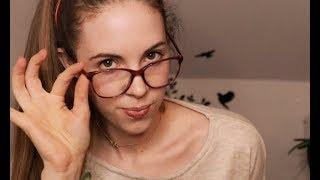 Flirty Glasses Salesgirl - ASMR Roleplay [22 mins]