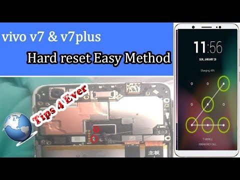 Download Hard Reset Vivo V7 Video 3GP Mp4 FLV HD Mp3 Download