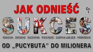 "Jak odnieść sukces – od ""pucybuta"" do milionera, cz. 1 – Leszek Bubel"