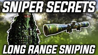 SNIPER SECRETS | Ghost Recon: Wildlands Long Range Sniping Tips!