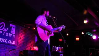 "Josh Kelley performs ""Tidalwave"" at Johnny D's in October 2015"