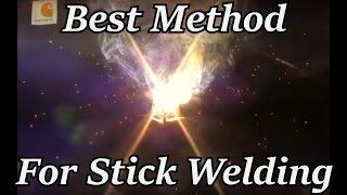 HTO: How to Stick Weld (Best Method)