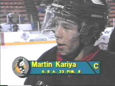 Victoria vs Nanaimo 1998-99