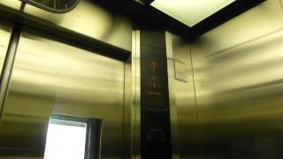 JR大野城駅の改札外エレベーター(東口)