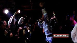 """A$AP ANT """"SEE ME"""" x """"THE WAY IT GO"""" LIVE @ THE DELANCEY, NYC: BLOWHIPHOPTV"""