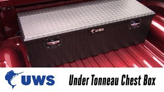 In the Garage™ with Total Truck Centers™: UWS Under Tonneau Chest Box
