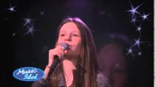 Hannah's Winning Hill's Idol Performance