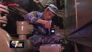 East China Sea AIP Submarine