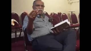 Estudio Bíblico capítulo 1 Samuel 17 Dr Carlos Nethersole, D.D