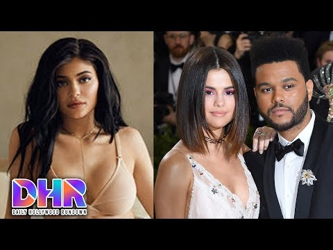 Kylie Jenner's Snapchat Hacked?- Selena Celebrates Bday With The Weeknd (DHR)