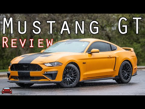 2018 Ford Mustang GT Review - Are ROUSH Parts Worth It??