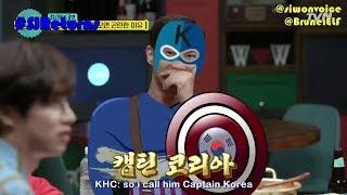 [ENGSUB] 171013 tvN Life Bar EP40 cut - Captain Korea Choi Siwon