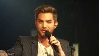 TALC HD - Adam Lambert - Another Lonely Night from 'The Original High' - iHeartRadio Music Theater
