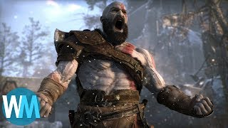 Top 10 Most Violent Video Game Characters of All Time