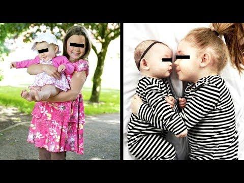 Die 10 Jüngsten Mütter der Welt! (видео)