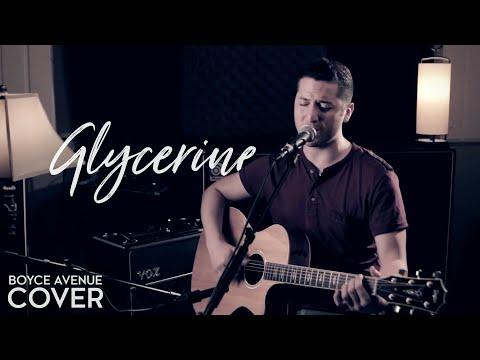 Glycerine Bush Gavin Rossdale Boyce Avenue Acoustic Cover On