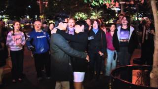 "Dawn And Tommy's ""Lucky"" Marriage Proposal Flash Mob   Las Vegas"