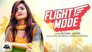 FLIGHT MODE SONG LYRICS RUCHIKA JANGID