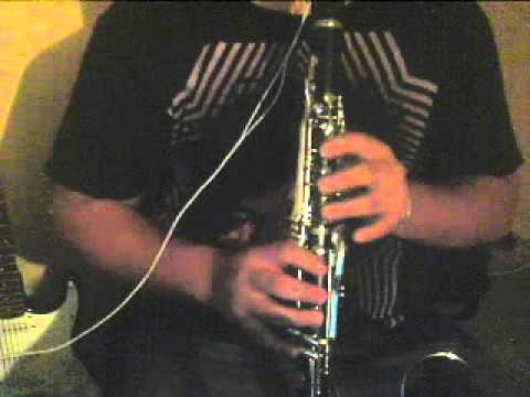 Burt Bacharach - Not Goin' Home Anymore Cover (CLARINET?!?!?!)