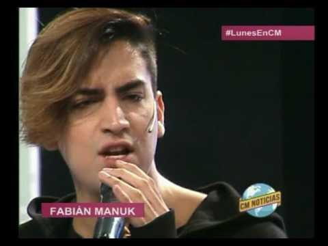 Fabian Manuk video Entrevista + Canciones - CM - Mayo 2016