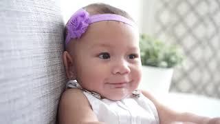 Newborn Baby Girl Headbands – Shabby Chiffon Newborn Headbands Pack ǀ Zelda Matilda