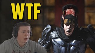 Test Your Might! [Warning Graphic]. Mortal Kombat X.