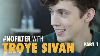 Troye Sivan Talks Instagram Themes & Casting Friends From Facebook (Part 1 of 2)
