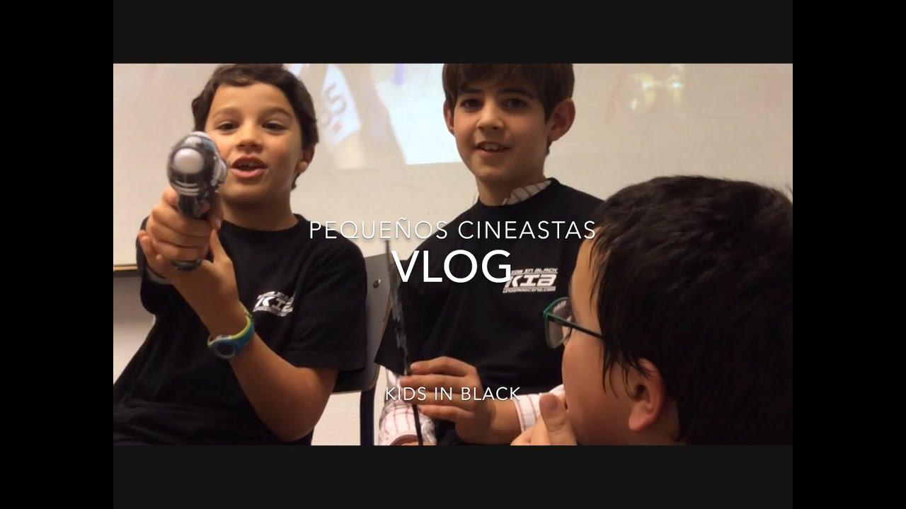 Teaser KIB VLOG Abusones - Comentarios de los directores: Dani, Luis y Tiago - Pequeños Cineastas