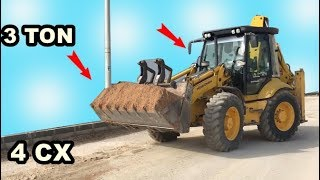 4 Cx Backhoe Loaders Hidromek vs Various STUDIES WORK MACHİNES JCB ,HİTACHİ