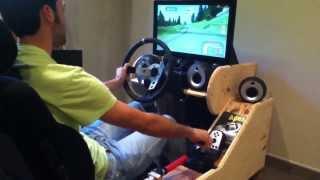 Richard Burns Rally -Cote de arbroz- /Toledonen #3199/ Racing Simulator RBR