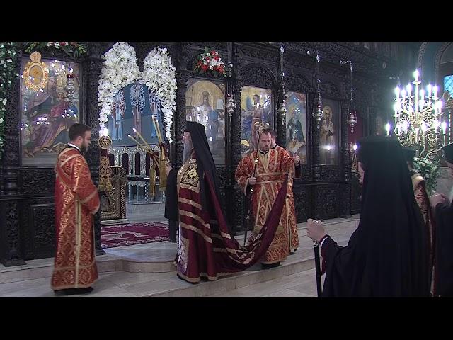 """17 юли 2020 г. - Архиерейска света Литургия в митрополитския храм """"Св. вмчца Марина"""", град Пловдив."""
