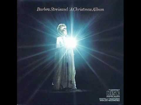 "10- ""I Wonder As I Wander"" Barbra Streisand - A Christmas Album"