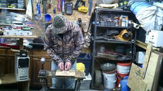 creating traps for red squirrels in my barn Trapping Red Squirrels