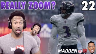 ZOOM GOTTA BE DRUNK! Madden 18 Career Mode #22