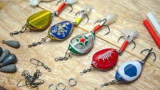 Все о рыбалке самодельных снастях и приманках