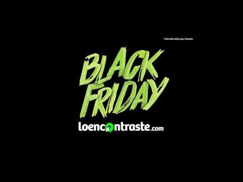 ¡Hoy! Black Friday Colombia 2018 en LoEncontraste.com