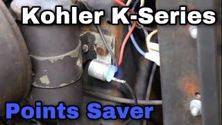 Kohler K-Series Points Saver (Transdenser II)