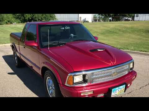 1996 Chevrolet S10 (CC-1248859) for sale in Dayton, Ohio