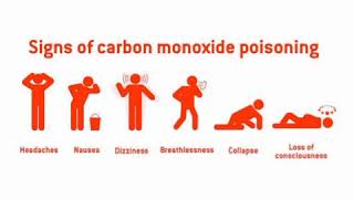 Do you know the signs of carbon monoxide poisoning