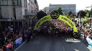 1. Čačanski polumaraton 2019 SNIMAK DRONOM