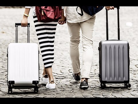 Xiaomi 90 Minutes Spinner Wheel Luggage Suitcase Review