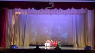 Детские танцы в Челябинске. Школа танцев Study-on, Челябинск, 2016