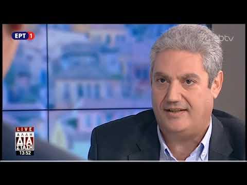 Ο Μάκης Παπαδόπουλος στην «Άλλη Διάσταση» | 5/11/18 | ΕΡΤ