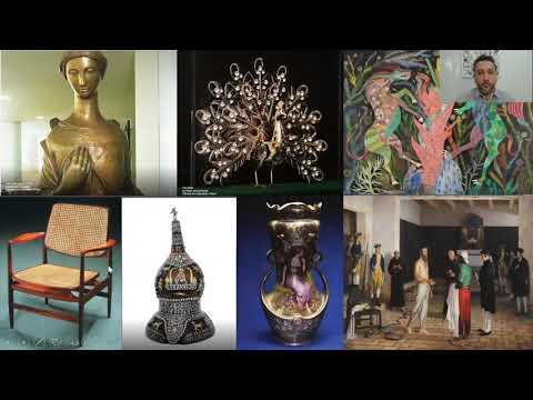 Palestra: Museologia além dos Museus - A Experiência da Câmara dos Deputados - Marcelo Sá de Sousa
